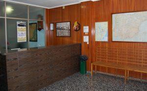 Oficina Trans Ramon y Marco interior Empresa de transportes en Valencia