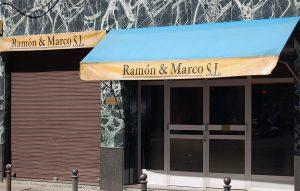 Trans Ramon y Marco Valencia Exterior